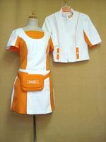 auキャンペーンガール制服