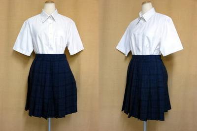 藍野高等学校の制服